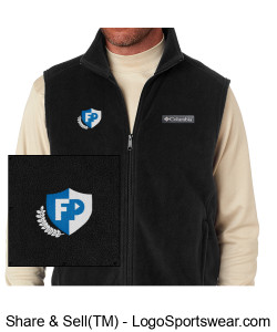 FPA MEN'S FLEECE VEST Design Zoom