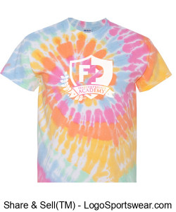 FPA TOTALLY RAD TIE DYE Design Zoom
