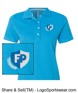 FPA LADIES POLO Design Zoom